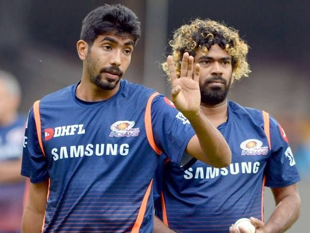 Two incredible death bowlers