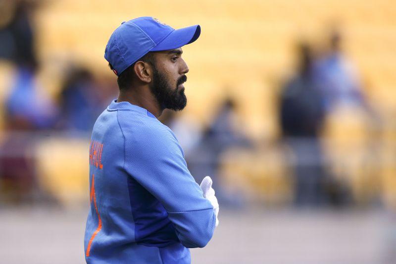 KL Rahul scored 224 runs in 5 matches
