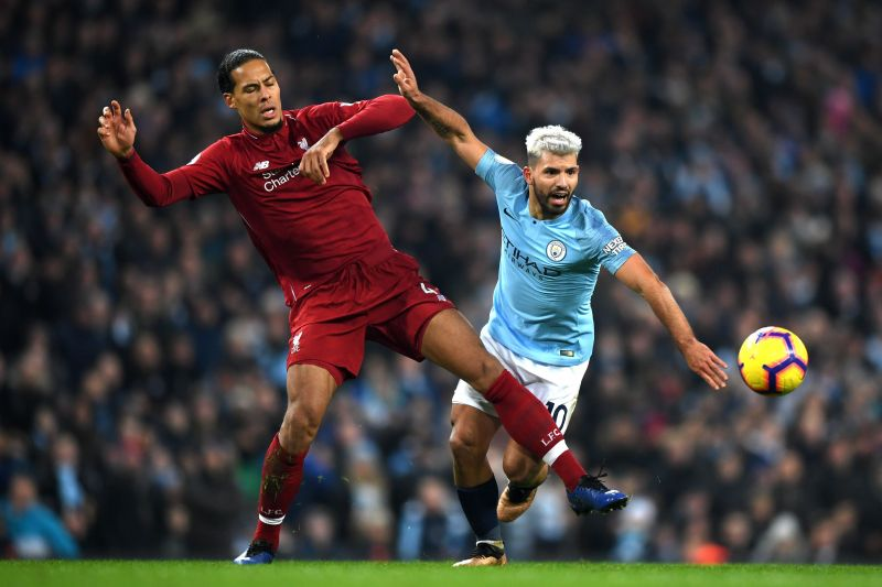 Manchester City and Liverpool are two of the best sides in the country