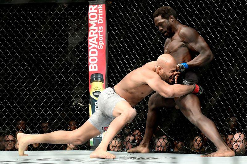 UFC 230 Branch v Cannonier