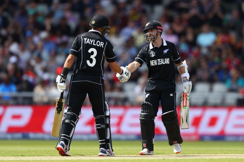 Taylor and Williamson are the spine of New Zealand