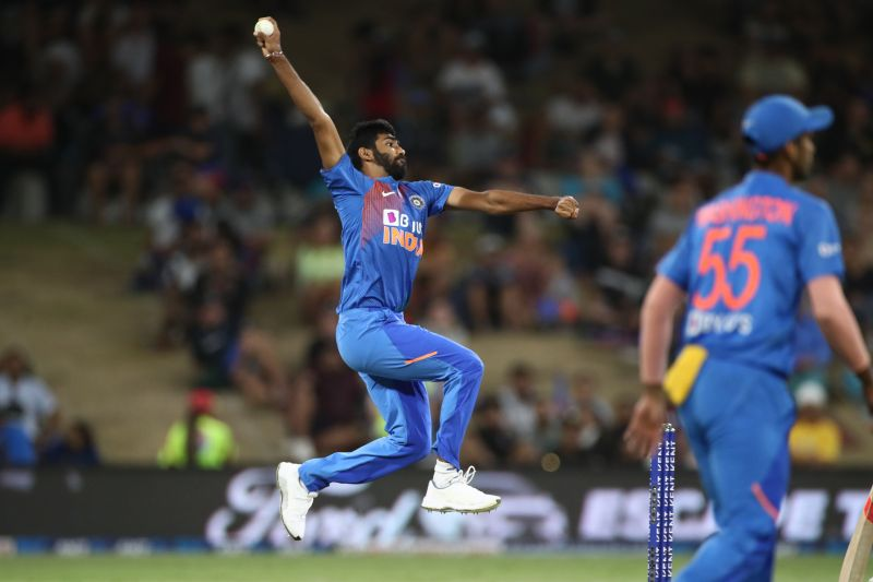 Bumrah picked up figures of 3/12 picking up the man of the match in the 5th T20I.