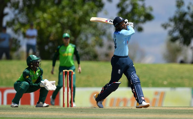 South Africa XI v England - Practice Match: Day Two
