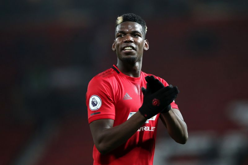 Paul Pogba may have been allowed to leave Manchester United in the summer had they been able to replace him