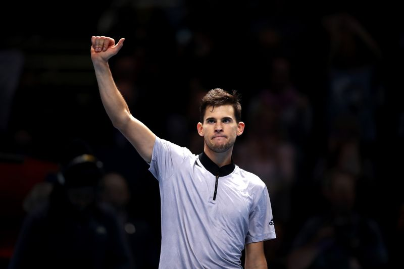 Dominic Thiem has won the Rio Open title once