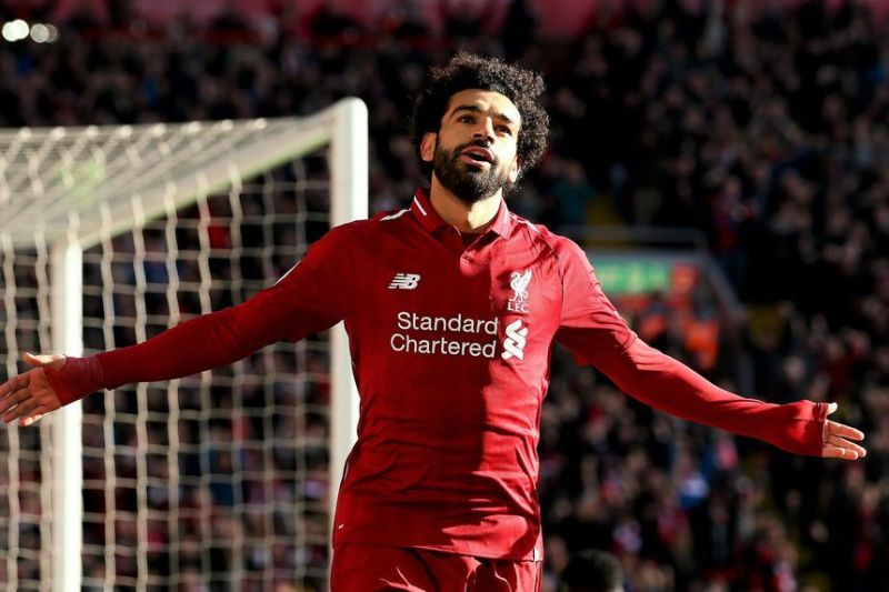 Mohamed Salah is back in form and is scoring for fun