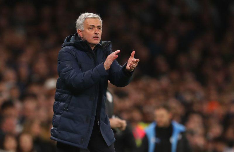 Spurs boss Jose Mourinho is a proven winner