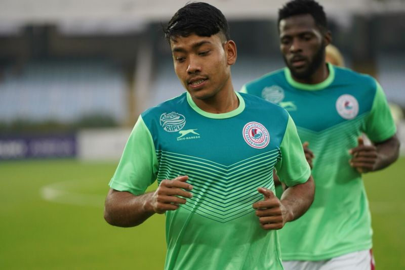 Sourav spent a few seasons at Mohun Bagan