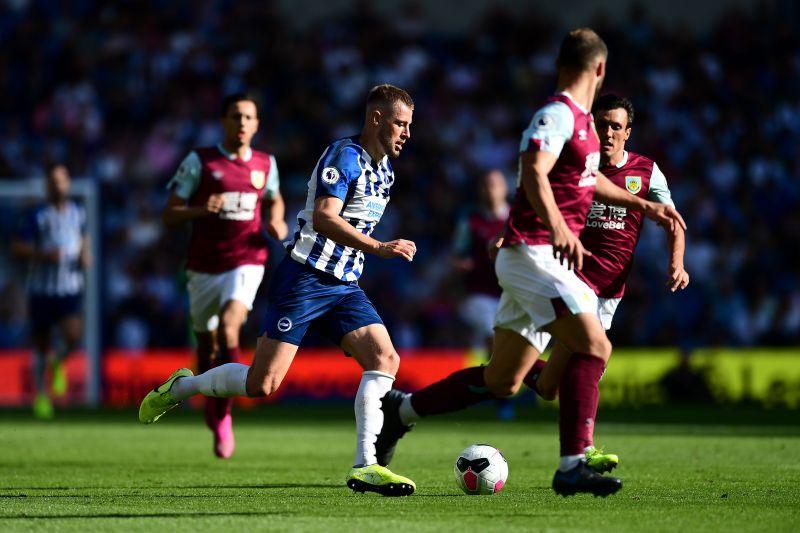 Brighton & Hove Albion v Burnley FC - Premier League
