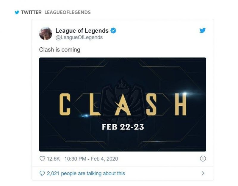 The devs finally anounce the official release dates fot Clash