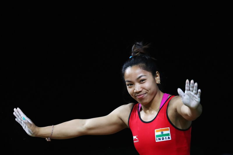 The best senior women's lifter award was bagged by Mirabai Chanu