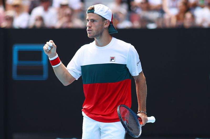 Diego Schwartzman is the top seed at the 2020 Cordoba Open