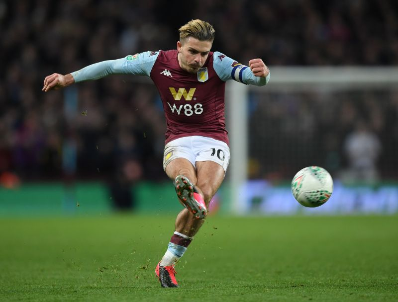 Could Grealish cope inside Manchester United