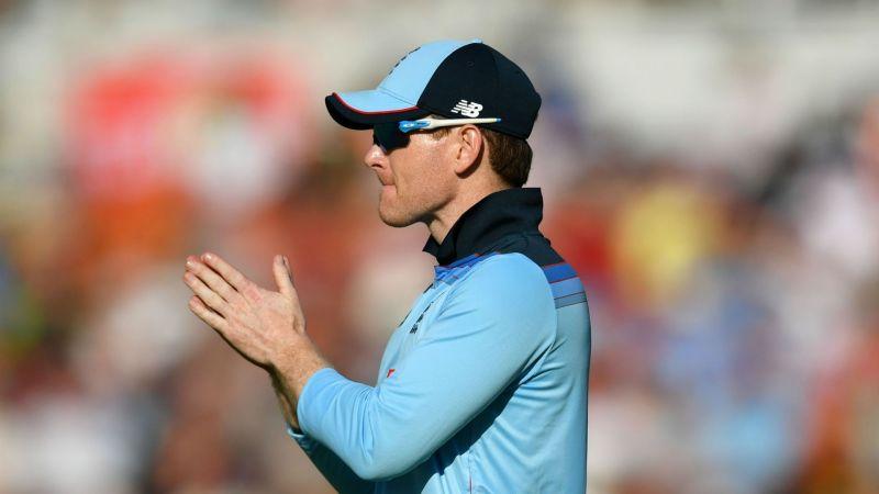 England ODI captain Eoin Morgan