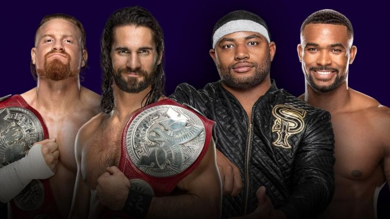 Will the RAW Tag Team Championships change hands this Thursday?