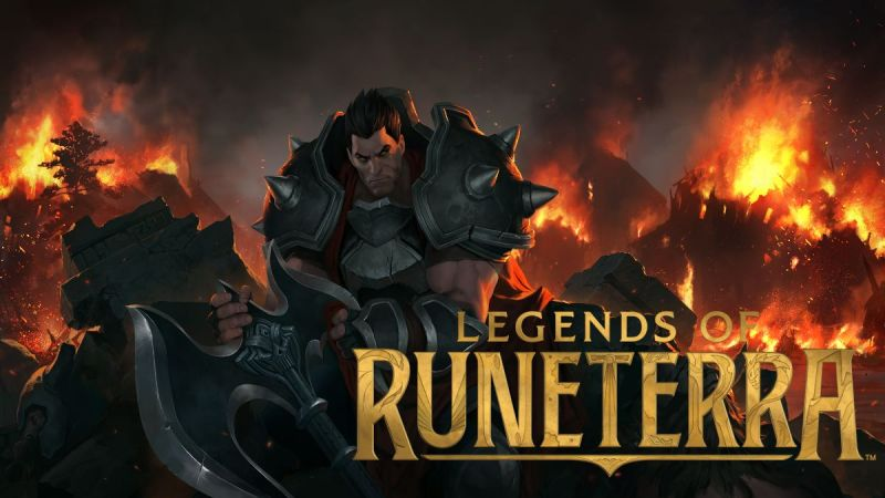 Legends of Runeterra patch 0.8.3 is now live