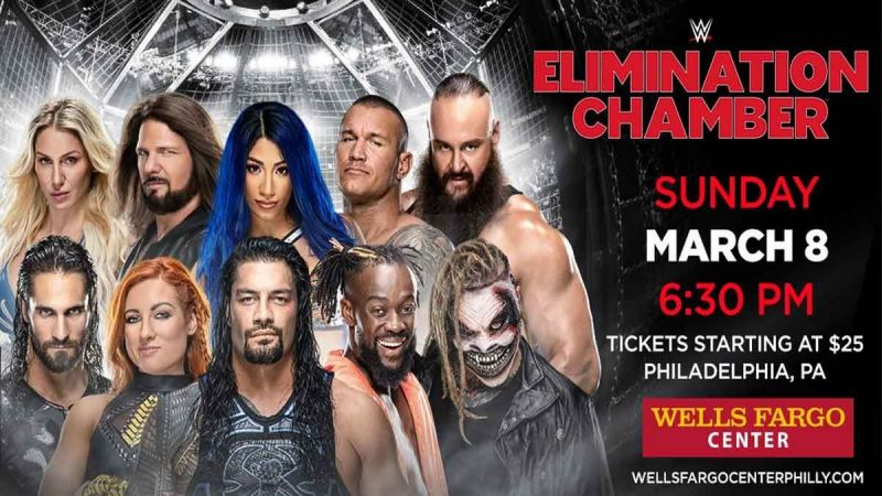 The main event for next month