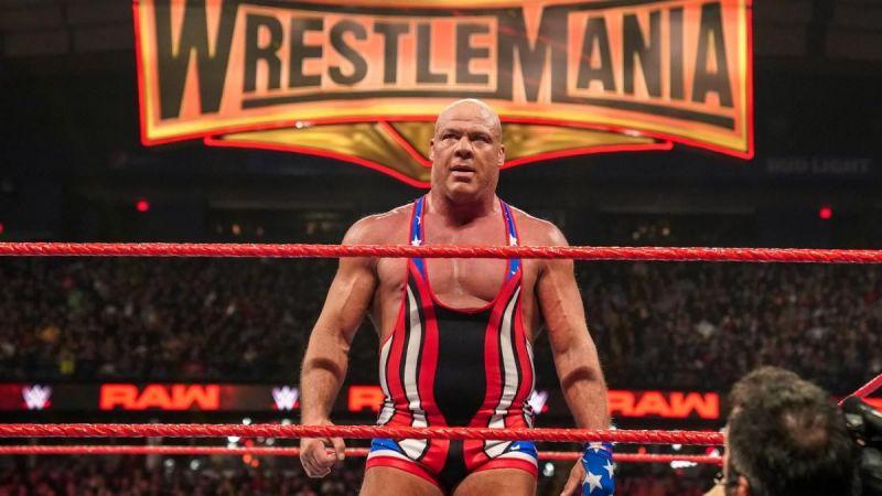 Kurt Angle has opened up about NXT