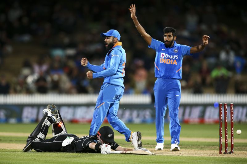 Bumrah went wicketless in the ODI series