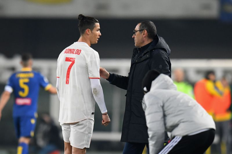 Against Lyon, Juventus were able to provide little service to their talisman, Ronaldo