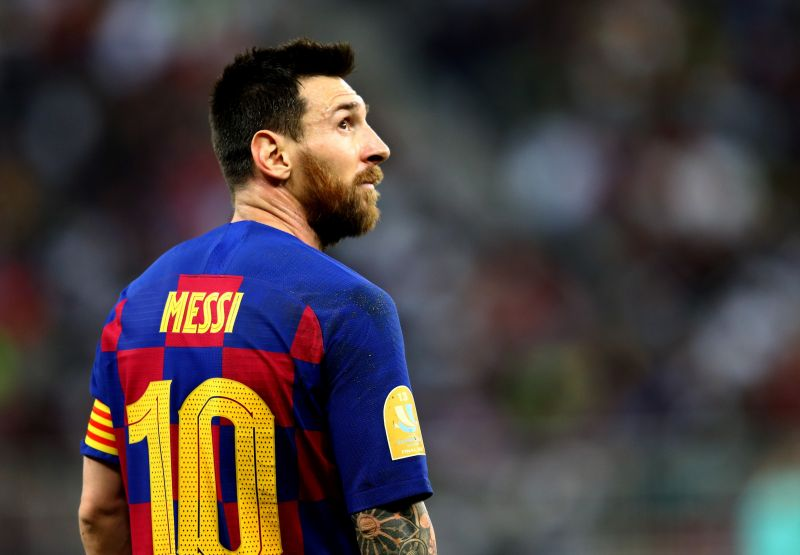 Lionel Messi could consider a move away from Barcelona at this stage of his career