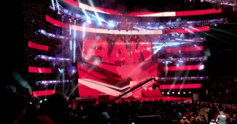 RAW arena