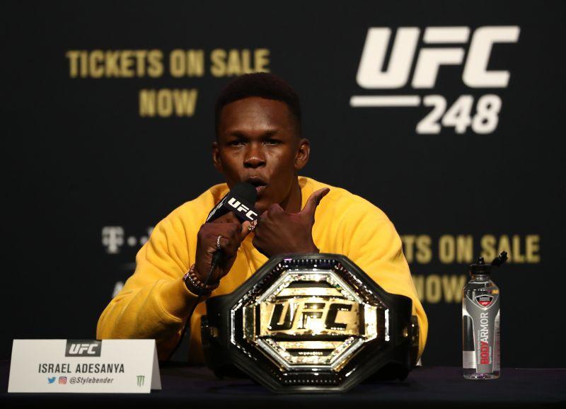 UFC 247 Jones v Reyes: Weigh-Ins