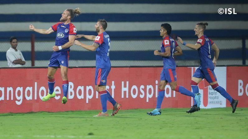 Bengaluru FC take on Chennaiyin FC on Sunday