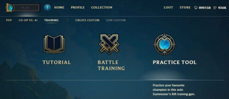 The practice tool will help you learn a lot of the in-game mechanics and champion combos