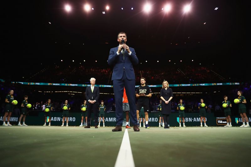 ABN AMRO World Tennis Tournament - Day Seven
