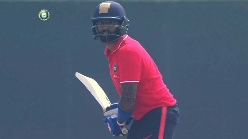 Considering his recent form, the Mumbai batsman will be hopeful of a call-up to the national team