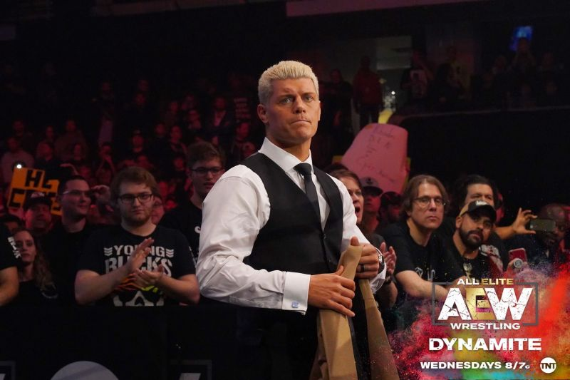 Cody Rhodes dishes on what
