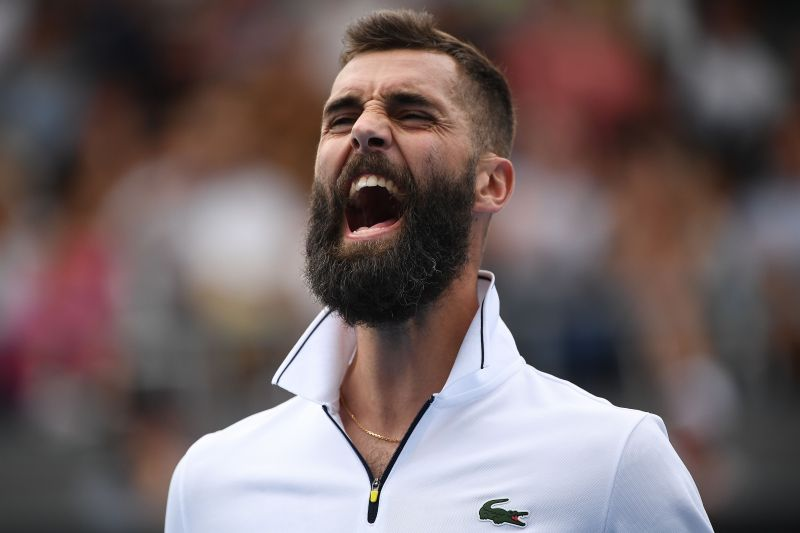 Frenchman Benoit Paire is the top seed in the draw.