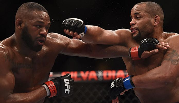 UFC fans would love to see a third fight between Jones and Daniel Cormier