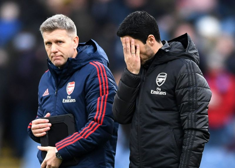Mikel Arteta will hope to see a real U-turn in the performances of these players.