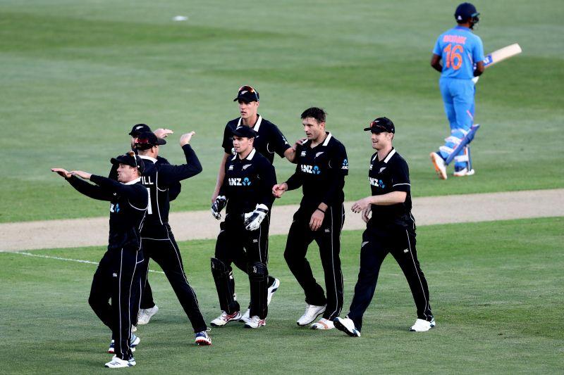 New Zealand v India - ODI: Game 2 New Zealand v India - ODI: Game 1