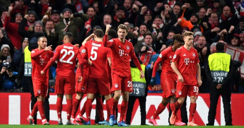 Bayern Munich thump Chelsea to secure a resounding first-leg victory
