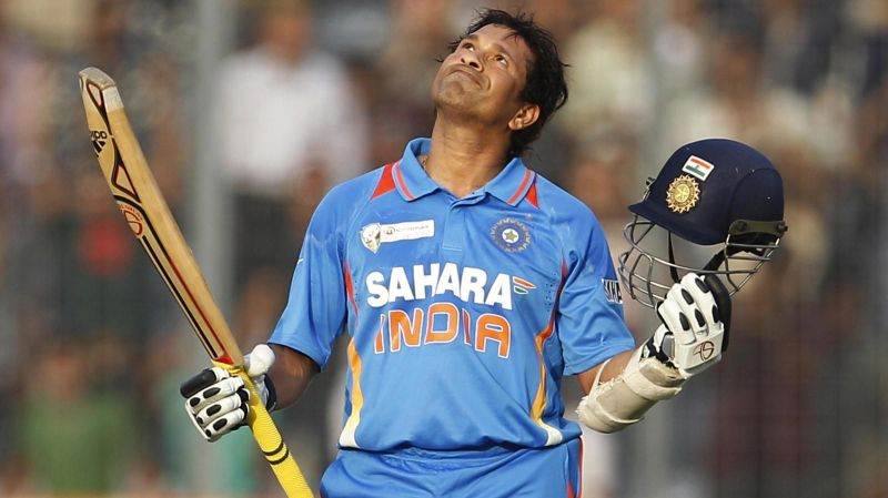 Sachin Tendulkar had to wait for more than a year to score his hundredth hundred.