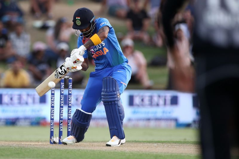 KL Rahul received the man of the series award for his splendid batting against New Zealand.