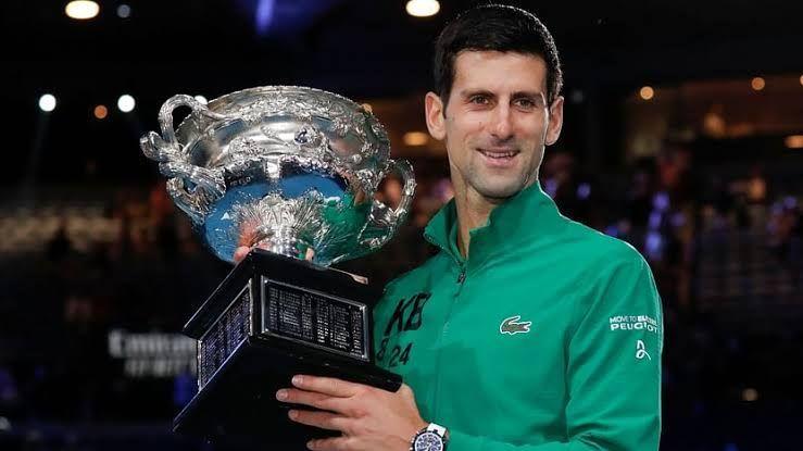 Novak Djokovic won his 8th Australian Open title in the 2020 edition of the tournament