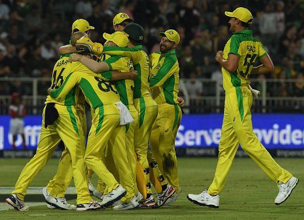 ऑस्ट्रेलिया की बेहतरीन जीत