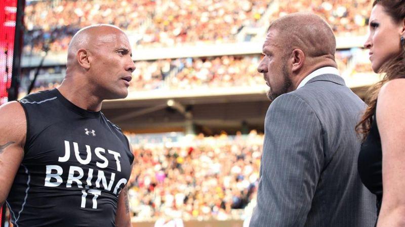 One last ride? (Pic Source: WWE)