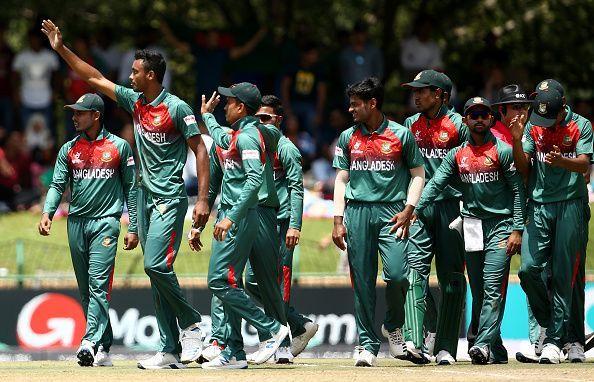 बांग्लादेश की टीम ने रचा इतिहास