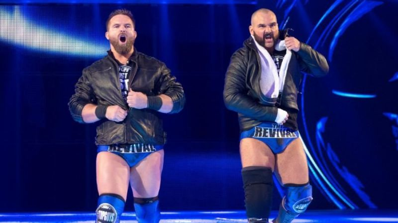 The Revival are probably going to leave sooner than later (Pic Source: WWE)
