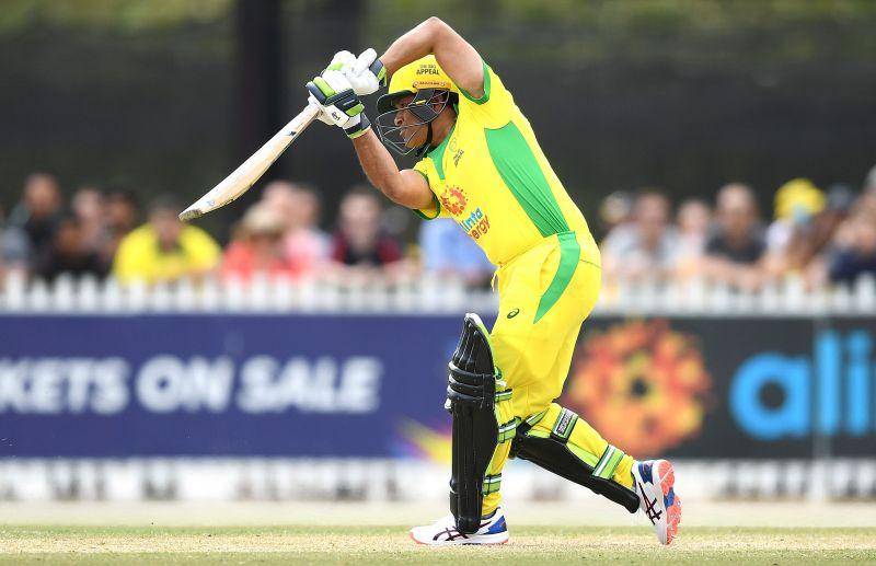 Sachin Tendulkar got off to the mark with a four!