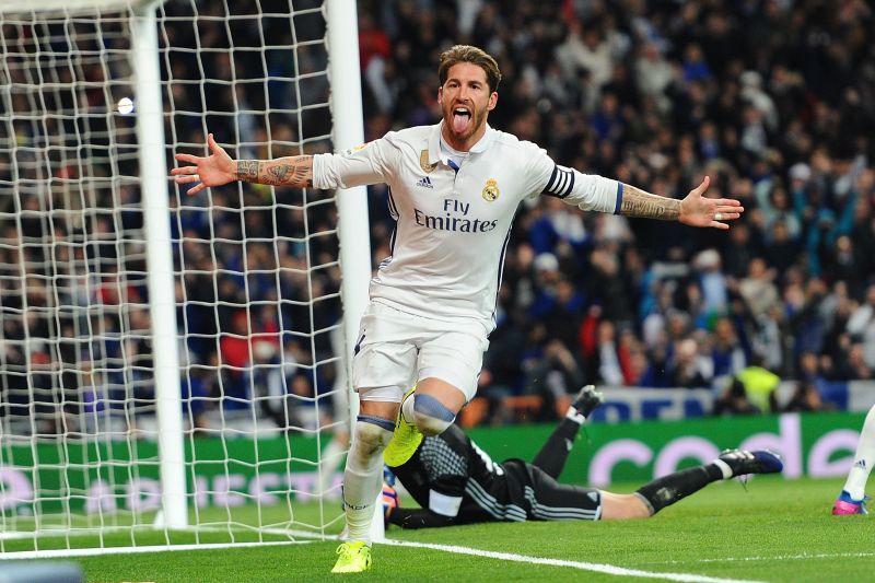 Sergio Ramos has earned legendary status at Real Madrid