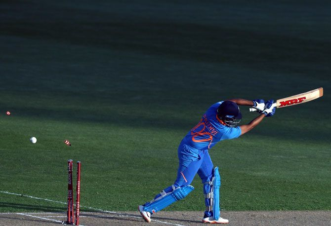 The Indian openers once again failed to make their opportunity count