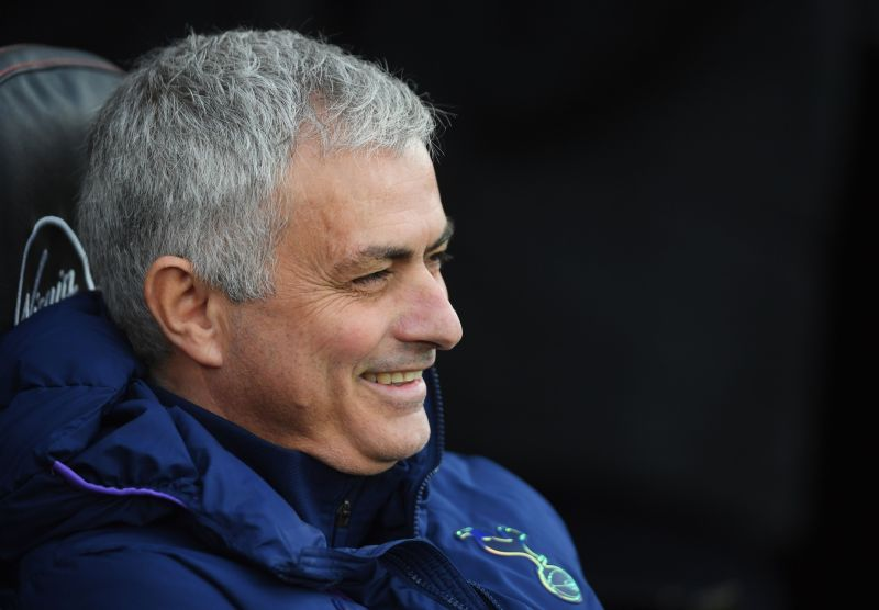 Mourinho will be happy with his side