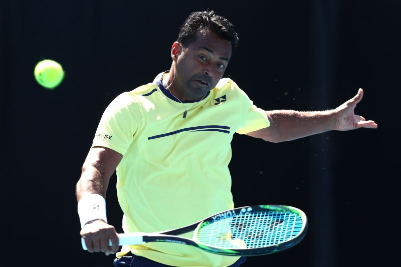 Leander Paes will be playing in India for the final time