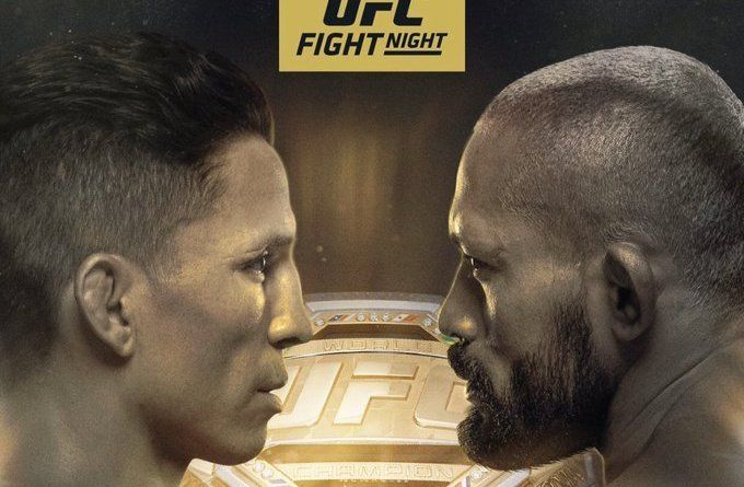 Joseph Benavidez faces Deiveson Figueiredo for the UFC Flyweight title this weekend